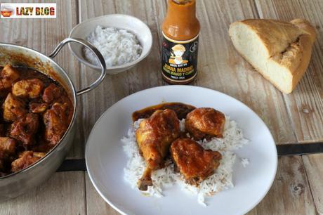 Pollo por las bravas, una nueva forma de disfrutar con amigos