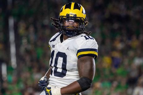¿Quién es Devin Bush? – Draft NFL 2019