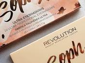 Soph Makeup Revolution: Review Swatches