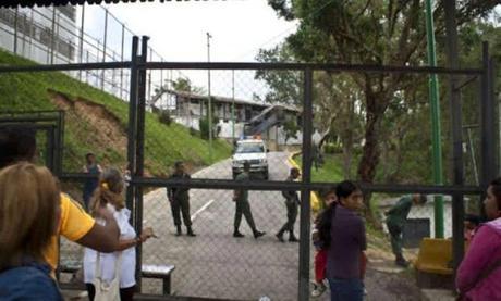 Listado de Militares detenidos en Venezuela