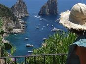 Capri, isla vistas azules Gruta Azul