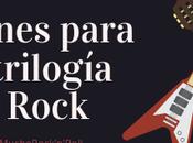 #UnaSemanaConMuchoRock'N'Roll razones para leer trilogía Let's Rock