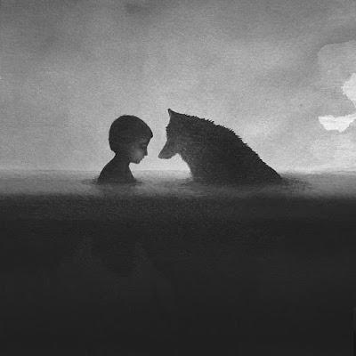 Una imagen y mil palabras 2: Hermano lobo
