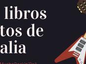 #UnaSemanaConMuchoRock'N'Roll libros favoritos Natalia Sánchez Diana
