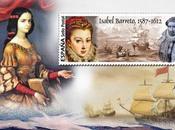 Isabel Barreto: navegante audaz gobernadora tierra