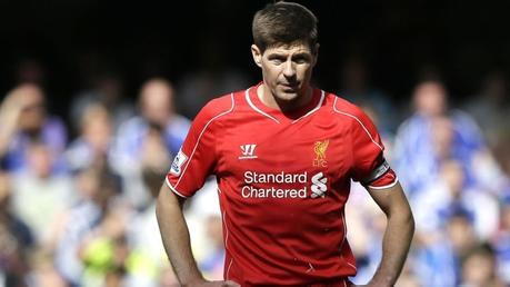 Steven Gerrard, uno de los que se vieron afectados. En la Tragedia de Hillsborough, murió un primo suyo de 10 años (AP)