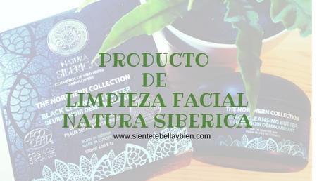 Producto de Limpieza Facial NATURA SIBERICA