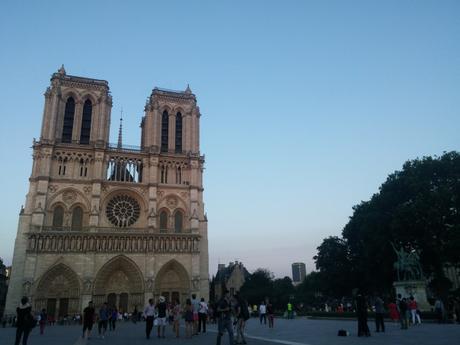 Notre Dame de París para mí
