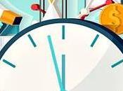 Diez técnicas gestión tiempo para productivos.