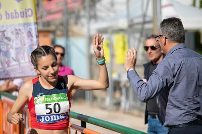 Campeonato de España de Fondo en Pista - Trofeo Iberico