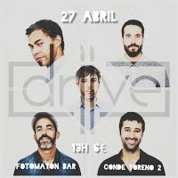 Concierto de Driive en Fotomatón Bar
