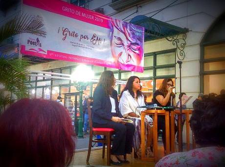 Grito de Mujer 2019-Tampico-Tamaulipas-México