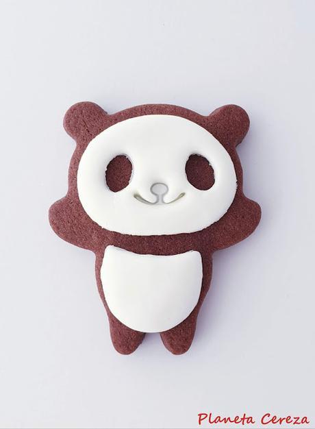Galletas Oso Panda Paperblog