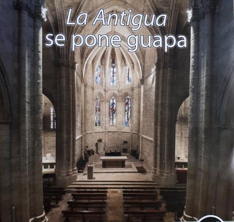La Antigua por fin restaurada.