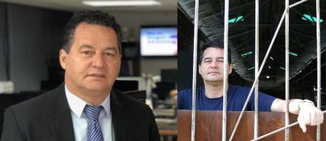 Escritor �ngel Santiesteban, preso y liberado.