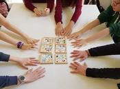 Cinco maneras estimular creatividad niños clases mosaico