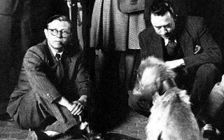 El eterno retorno de Jean-Paul Sartre y Albert Camus en El Confidencial
