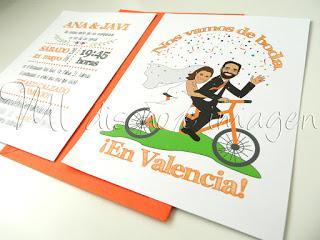 invitaciones-boda-bicicleta