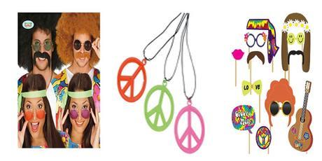 Disfraces de Hippies: ideas para este verano
