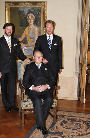 Luxemburgo: Fallece el Gran Duque Juan