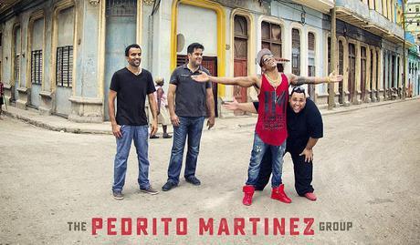Pedrito Martínez y Pedrito Martínez Group en La Chalupa Intergaláctica