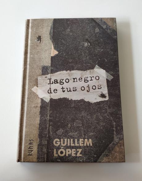 "Reseña de ""Lago negro de tus ojos"" de Guillem López"
