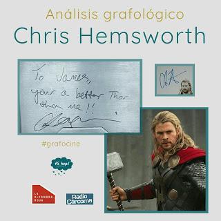 La Alfombra Roja - ¿Cómo es Chris Hemsworth?