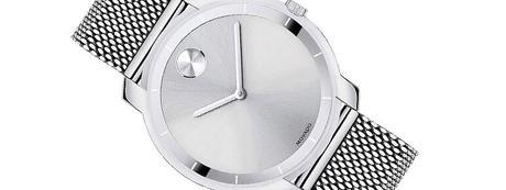 reloj minimalista Movado