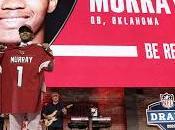 Arizona Cardinals seleccionaron Kyler Murray primera selección Draft 2019