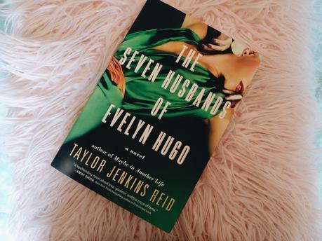 Reseña: The Seven Husbands of Evelyn Hugo - Taylor Jenkins Reid