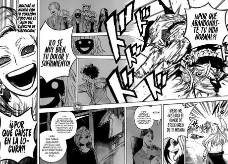 My Hero Academia: Nos desvela en los últimos episodios del manga la infancia de Toga con Midoriya