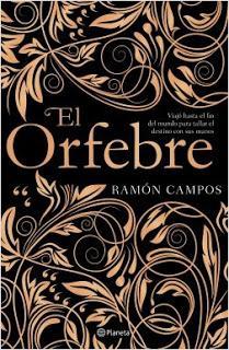 Booktrailer: El orfebre (Ramón Campos)