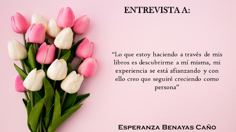 Conociendo a : Esperanza Benayas Caño