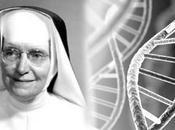 monja detrás ADN, Miriam Stimson (1913-2002)