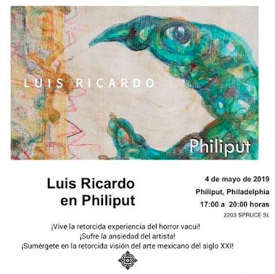 Luis Ricardo en Philiput ♟