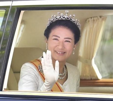 Japón: Proclamación del Emperador Naruhito