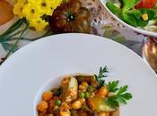 Risotto vegetariano (con thermomix tradicional)