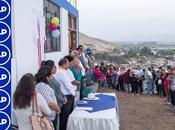 Inauguran moderno local comunal villa carmen sector 3...