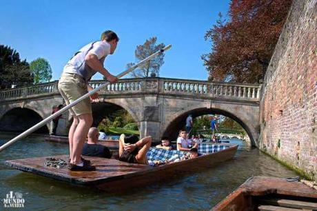 Cambridge en un día