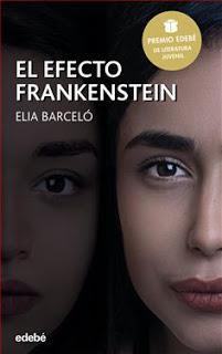 EL EFECTO FRANKENSTEIN  de Elia Barceló