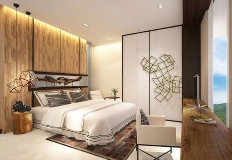 Dormitorios en Estilo Minimalista