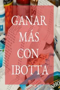 Ganar más con Ibotta. Si no ha oído hablar de Ibotta, es la mejor manera de ahorrar dinero en el supermercado.