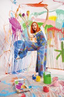 Aleesha, Desigual, video, videoclip, music, Desigual Colour House, Miranda Makaroff, Miró Skoudy, Marina Guindi, Claudia Sahuquillo, fashion, ibiza,