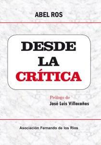 Desde la Crítica, mi nuevo libro