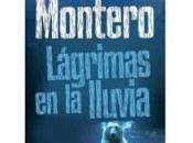 Lágrimas lluvia Rosa Montero