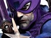 Vídeo cameo Jeremy Renner como Halcón 'Thor'