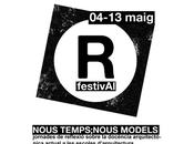 'R-Festival': R-visión docencia arquitectónica escuelas