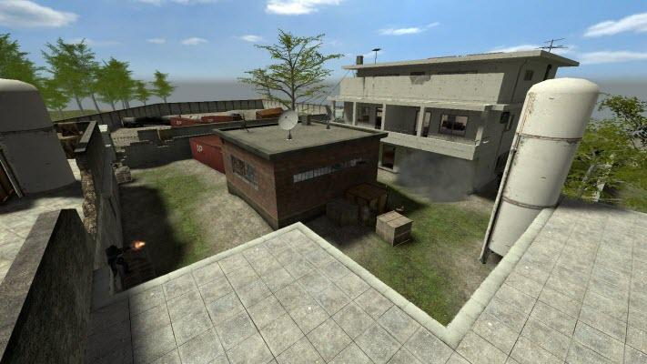 Revive el asalto a la casa de Osama en Counter Strike