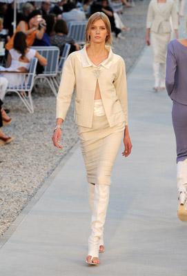 Chanel presenta su Colección Crucero 2012 en La Riviera francesa. Chanel  Collection Croisiere Show 2012 Show
