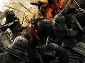 Sangriento póster 'Conan, barbarian' ('Conan, bárbaro')